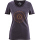 Red Chili Gasira Shortsleeve Shirt Women purple